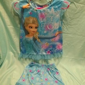 Girls pj set
